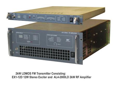 BSE2K_E_2kW_FM_transmitter